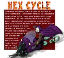 Hexcycle: Impossible Odds by PaulOoshun