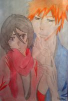 Come with me, Rukia.. You and Me Forever... by TaichouKuchiki