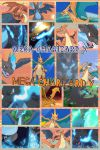 Mega Charizard X and Y by PrincessEmerald7