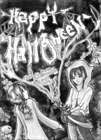 Happy Halloween by BerryHot by maple-story