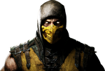Mortal Kombat X Render 1 by RajivCR7