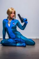 Samus Cosplay 3 by Mistress-Zelda