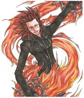 gift for goldfish-Axel by Lilith-the-5th