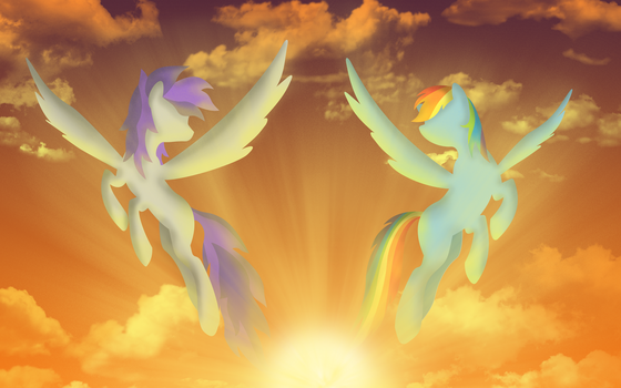 The sun will shine again by Lantheros