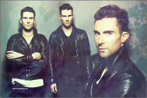 Adam Levine by ohkaylaa