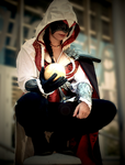 The Apple - Ezio Auditore by NightLiight