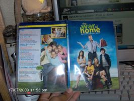 War at Home Front and Back by ILoveCP