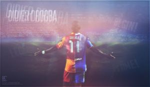 It's time DROGBA! by suicidemassacre16