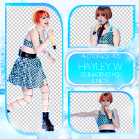 +PNG-Hayley Williams by Heart-Attack-Png