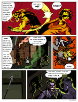 Watchmen Meet the Joker pg 2 by Booter-Freak