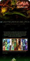 GAIA journal skin by Leaglem