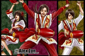 APH-Chinese Family by alexzoe