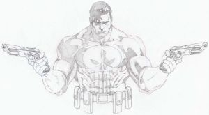 Punisher by timothygreenII