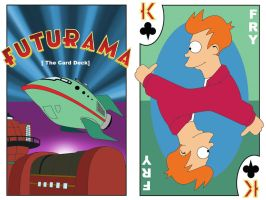 Futurama cards B by RedCactus