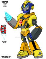 TFANZG: Bumblebee EPJ Concept by BlueIke