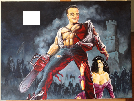 Army of Darkness Remake by LisaCrowBurke
