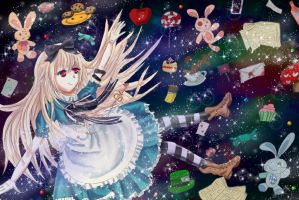 Alice_ contest entry by Yurisz