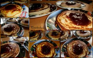 Rhodope pancakes collage by nikinik666