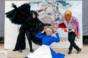 Howl's moving castle by lovelyJuudaime