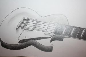 Guitar by hayleyGbrown