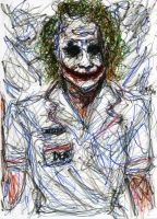 Joker-Blowing Up the Hospital by RachelScott