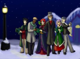 Sing We Now of Christmas by Allysdelta