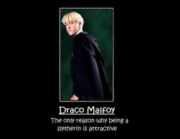 Draco Malfoy Motivational by Twilitdragoneye