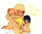 Happy Mother's Day~ by Loessa