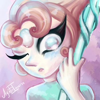 Pearl Doodle~ by Ayato-Inverse