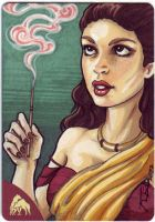 Inara: Firefly by britbrakdown