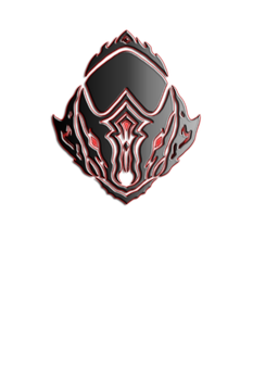 WARFRAME The Stalker - Tribal Helmet by RazulDarkwood