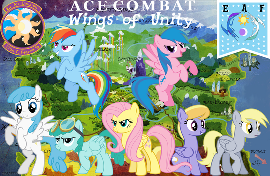 Ace Combat: Wings of Unity by SonictheHedgehogPL