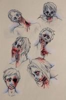 Zombies 101 by Nocturnal-Doll