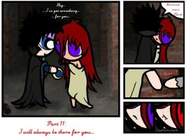 part 11 -Always there for you- by Knalljaas