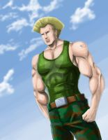 Guile by hocuspukeus