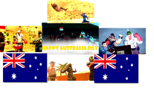 (GMOD) Australia Day by bioshocked1337