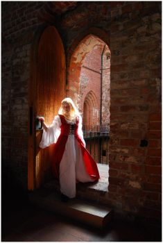 Lady Of The Castle I by Eirian-stock