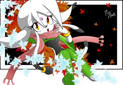 Neige's Indian Summer Contest by Fox-Gungrave