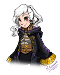 Robin (female) by Pencil-snap