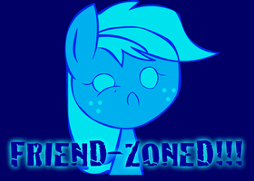 FRIEND-ZONED!!! by Mushroom-Cookie-Bear