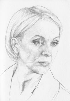 2015 Amanda Abbington by Splunge4Me2Art
