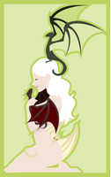 My Pets - Daenerys by LaggyCreations