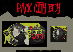 Pack City Boy by gabygomita