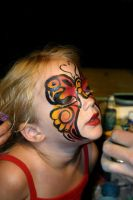 Face Painting by NeumaticCandy