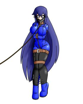 Sheila Sketch Blue by Raver1357 by Master-Geass