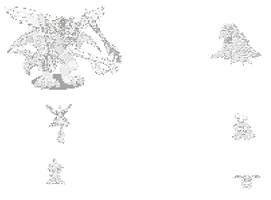 Digimon ASCII Battle by mugenfighter