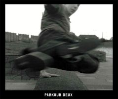 Parkour deux by Deathonthestairs