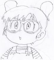 Arale by DelqueaBoss