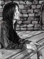 Snape Relax by ferporcel