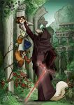 Accursed gift - illustrations. Chapter IV. by FortunataFox